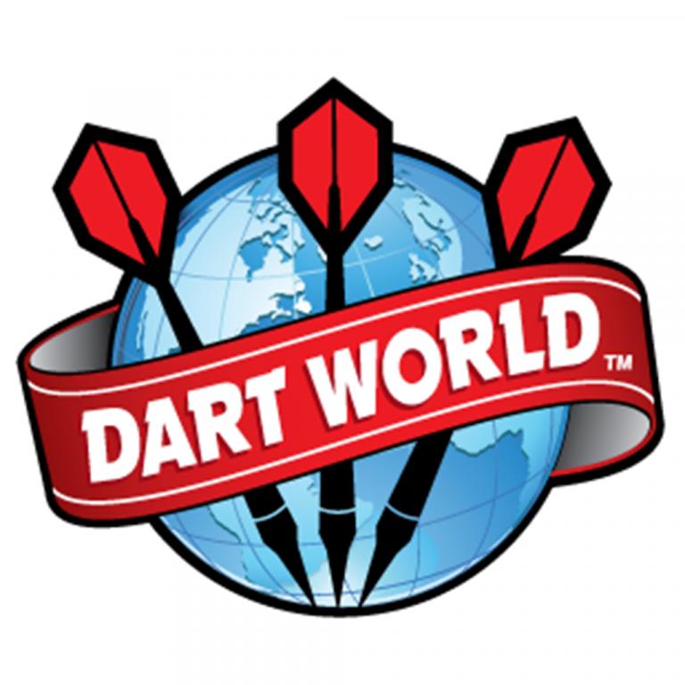 dart world logo
