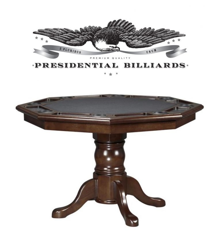 Presidential Billiards and game table